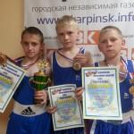 Трое боксеров из Карпинска вернулись с медалями из ХМАО