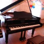 В музыкальную школу купили рояль за 800 тысяч рублей