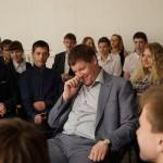 Мэр Карпинска ответил на самые откровенные вопросы школьников