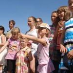 Карпинск. День защиты детей 2014