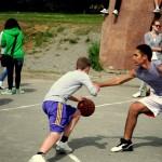 В городе впервые пройдет летний турнир по стритболу