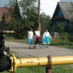 В Карпинске газифицируют частный сектор