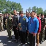 В Карпинске подвели итоги военно-полевых сборов