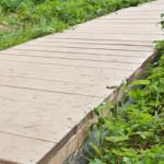 В Карпинске отремонтируют пешеходные мостики