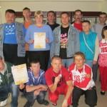 Жительница Карпинска попала в сборную команду областной спартакиады, среди инвалидов