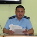 Помощник прокурора Карпинска провел правовой ликбез сотрудникам воспитательной колонии