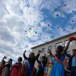 Карпинские выпускники в этом году получили рекордное количество золотых медалей (ВИДЕО)