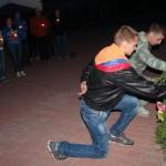 В Карпинске прошла ночь памяти и скорби