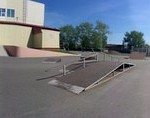 В Волчанск на день молодежи привезут Карпинский скейт-парк