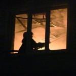 В Карпинске при пожаре погиб пожилой мужчина