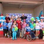 Члены карпинского общества инвалидов отметили День молодежи в Екатеринбурге
