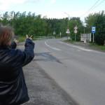 Жители Карпинска выступили с предложением о переносе остановки