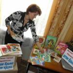 Жители Карпинска собрали книги для крымских школьников