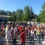 В День города в Карпинске пройдет массовый флэшмоб (видео)