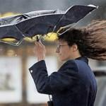 Штормовое предупреждение объявлено в Карпинске