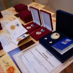 Карпинские семейные пары наградили знаками отличия «Совет да Любовь»