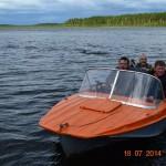 В Карпинске прошли соревнования по рыбной ловле