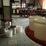 Во время ремонта городского дворца культуры пострадали помещения, которые арендуют предприниматели