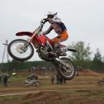 На соревнованиях по мотокроссу в Карпинске травмирован гонщик