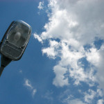 В Карпинске возобновят работу фонари уличного освещения