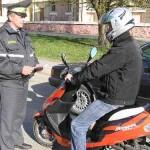 В Карпинске готовы принимать экзамены по вождению у мопедистов