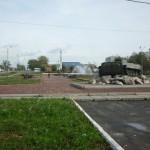 В Карпинске более трех миллионов рублей потратят на озеленение площади Славы
