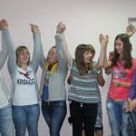 В Карпинске прошла школа актива ученического самоуправления