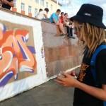 В Карпинске прошел благотворительный хип-хоп фестиваль