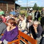 Жители Каквинских Печей проголосовали за ликвидацию родного поселка
