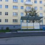 В Карпинске оборудовали две новые автобусные остановки