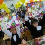 Карпинские школьники получили подарок от «Вечернего Карпинска»
