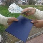 Диплом карпинского машиностроительного техникума предлагают купить за 14 тысяч рублей. В самом учреждении – не в курсе