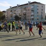 В Карпинске прошла эстафета, посвященная началу учебного года