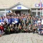 Ребята из карпинского военно-патриотического клуба «Альфа» привезли «золото»