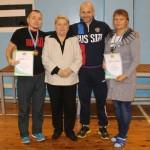 Карпинские спортсмены приняли участие в областной спартакиаде