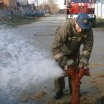 В Карпинске 22 пожарных гидранта неисправны