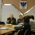 Среди новобранцев Карпинска есть претендент на службу в президентском полку