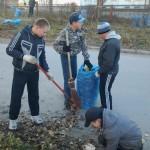 В Карпинске начинаются осенние субботники