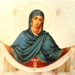В Карпинске празднуют Покров день