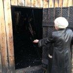 Карпинцам негде хранить дрова после пожара в сараях