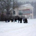 Из Карпинска в Екатеринбург и поселки на автобусах не уехать