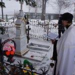 В Карпинске состоялось открытие памятника доктору Белавину