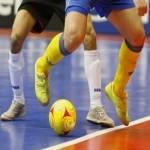 Карпинская команда одержала победу в мини-футболе