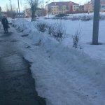 В Карпинске утром и вечером гололедица, но дороги не подсыпают