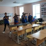 В карпинской школе прошла акция «День призывника»