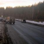 Карпинских водителей в Краснотурьинске встречал «почетный караул» работников ГИБДД