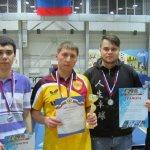Карпинские теннисисты взяли «серебро» в областном турнире