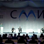 Главный редактор «Вечернего Карпинска» участвует во всероссийском совещании СМИ