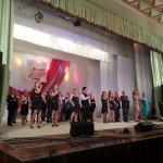 В карпинском ГДК отметили  День народного единства и день рождения комсомола (ВИДЕО)