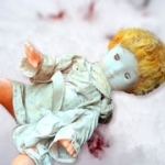 В карпинском поселке Сосновка замерз полуторагодовалый ребенок